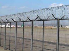 机场钢筋网围界